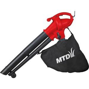 Садовый пылесос-воздуходувка MTD BV 2500 E сумка bottega veneta 171265vq1301000 bv 2014