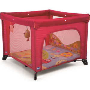 "Манеж Chicco ""Open Red Playpen"" (красный) 61689.66"