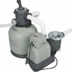 Фильтр-насос песочный Intex (28644)