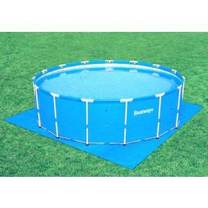 Настил для бассейна Bestway 4.88х4.88 м (58003) покрытие защитное под бассейн bestway 58003