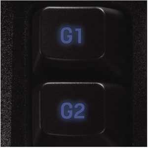 Игровая клавиатура Logitech G105 (920-005056) от ТЕХПОРТ