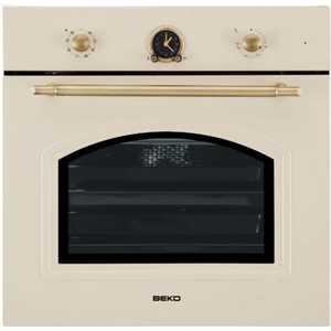 Электрический духовой шкаф Beko OIM 27200 C электрический духовой шкаф beko bis 25500 xms