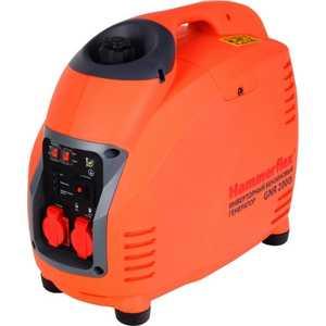 Генератор бензиновый инверторный Hammer GNR2000i генератор бензиновый инверторный ergomax er 2000 i