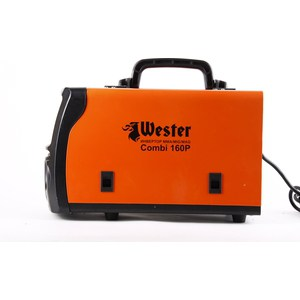 Инверторный сварочный полуавтомат Wester Combi 160P сварочный полуавтомат wester mig 100