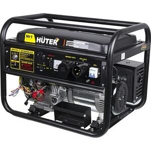 Генератор бензиновый Huter DY8000LXA генератор бензиновый зубр зиг 1200