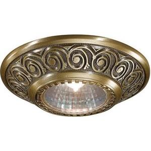 Точечный светильник Reccagni Angelo SPOT 7002 reccagni angelo 7002 pl 7002 2