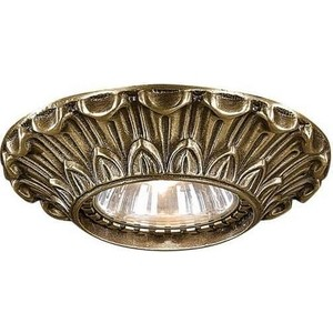 Точечный светильник Reccagni Angelo SPOT 1077 bronzo точечный поворотный светильник reccagni angelo spot 1082 oro