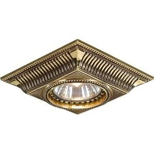 Точечный светильник Reccagni Angelo SPOT 1084 oro встраиваемый точечный светильник спот spot 1082 oro золото reccagni angelo рекани анжело