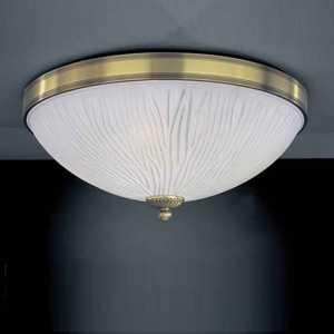 Потолочный светильник Reccagni Angelo PL 5650/3 lacywear pl 3 brn