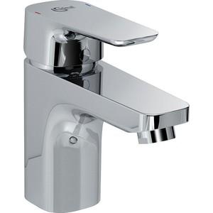 Смеситель для раковины Ideal Standard Ceraplan III с донным клапаном grande (B0704AA) смеситель для раковины с донным клапаном ideal standard vito b0405aa