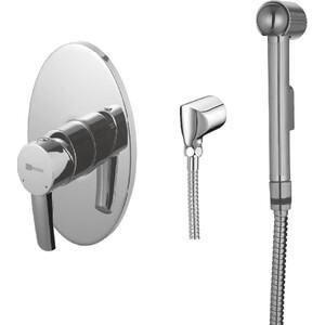 цена на Смеситель Lemark Atlantiss встроенный с гигиеническим душем (LM3219C)