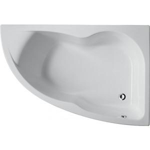 Акриловая ванна Jacob Delafon Micromega Duo асимметричная 150x100 R, на каркасе (E60218RU-00, SF218RU-NF) акриловая ванна jacob delafon bain douche угловая 145x145 r правая на каркасе e6221ru 00 sf221ru nf