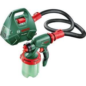Краскопульт электрический Bosch PFS 3000-2 распылитель электрический bosch pfs 65 0603206100