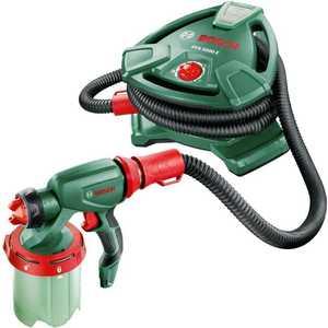 Краскопульт электрический Bosch PFS 5000 E распылитель электрический bosch pfs 65 0603206100