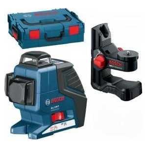 Построитель плоскостей Bosch GLL 3-80 P + BM1 L-Boxx (0.601.063.309)