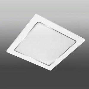Встраиваемый светодиодный светильник Estares VLS-8 теплый белый