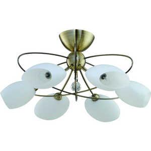Люстра IDLamp 818/6PF-Oldbronze idlamp светильник потолочный 818 8pf oldbronze