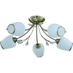 Люстра IDLamp 834/5PF-Oldbronze  idlamp idlamp 245 5pf oldbronze