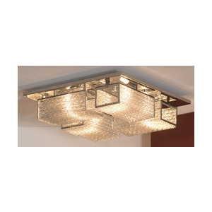 Потолочный светильник Lussole LSA-5407-09 сахарница lsa dine цвет белый