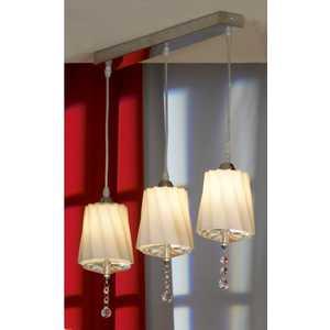 Потолочный светильник Lussole LSF-7406-03 светильник lsf 8012 03 milis lussole 703264