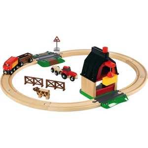 Железная дорога Brio с погрузочным пунктом 33719