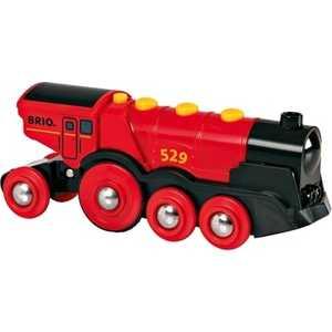 Фотография товара локомотив Brio (красный) 33592 (339152)