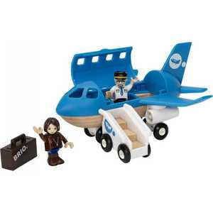 Самолетик Brio с трапом 33306