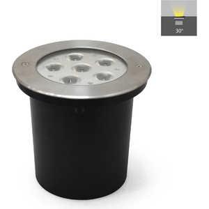 Грунтово-тротуарный светильник Estares B2AE0606R DC24V 19.5W IP67 RGB 3in1