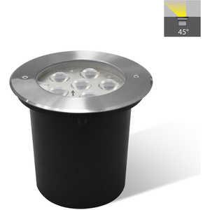 Грунтово-тротуарный светильник Estares C2AE0606R DC24V 19.5W IP67 RGB 3in1 асимметричная линза