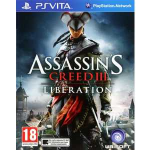 Игра для PS Vita  Assassin's Creed 3 Liberation (PS Vita, английская версия)