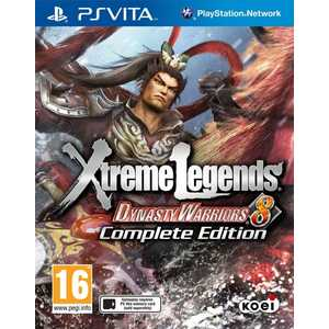 Игра для PS Vita  Dynasty Warriors 8: Xtreme Legends - Complete Edition (PS Vita, английская версия)