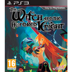 Игра для PS3  The Witch and the Hundred Knight (PS3, английская версия)