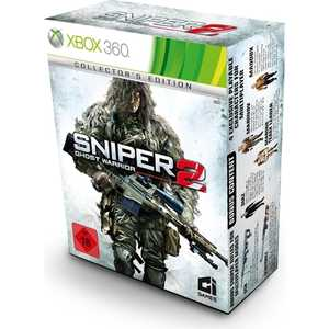 Игра для Xbox 360  Sniper: Ghost Warrior 2 Collectors Edition (Xbox 360, русская версия)