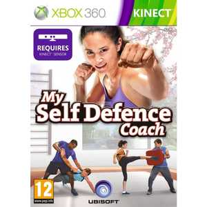 Игра для Xbox 360  Kinect Self-Defense Training Camp / Самбо. Уроки самообороны (Xbox 360, русская версия)