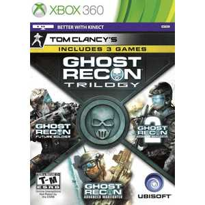 Игра для Xbox 360  Tom Clancy's Ghost Recon Trilogy (Xbox 360, английская версия)