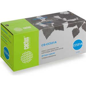 Картридж Cactus CC531A (CS-CC531A) cactus cs cc531a