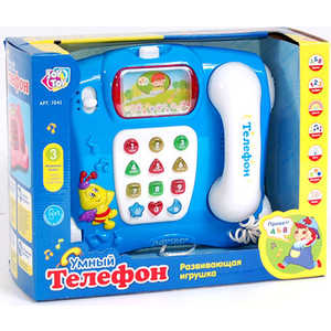 Телефон Joy Toy обучающий 7041