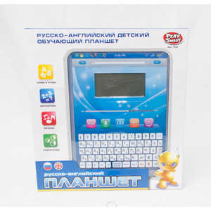 Play Smart Планшет русско - английский 7320 [available with 10 11] linens euro pixels beige
