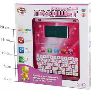 Play Smart Планшет русско - английский с цветым экраном 7323 планшет в краснокамске