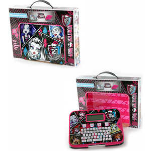 Monster High Планшет русско - английский, 120 функции, Monster High, горизонтальный