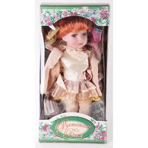 Bondibon Кукла керамическая 30см Country stile (A788 - 12X) hope iiрепродукции климта 30 x 30см
