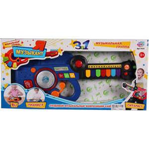 Синтезатор Joy Toy для детей 3 в 1 Я Музыкант 7237