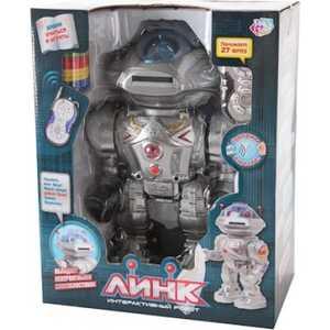 Joy Toy Радиоуправляемый интерактивный робот Линк , поддерживает разговор 9365