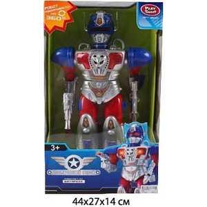 ФОТО play smart Робот Космический воин 9630