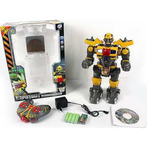 Joy Toy Радиоуправляемый робот Стрэтбот, аккумулятор/адапт 9515C