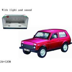 Joy Toy Машина 2121 HUNTER 9120 - E