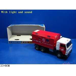Фургон Joy Toy 9119B