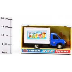 Play Smart Машина Автопарк грузовик мороженое 9558 - С