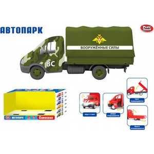 Play Smart Машина Автопарк вооружённые силы 9557 - F
