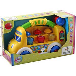 Грузовичок Joy Toy с музыкальными кнопками 7070